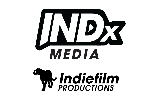 INDx Media and Indiefilm Logo